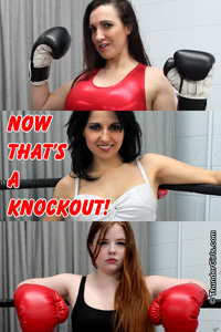 Now Thats A Knockout